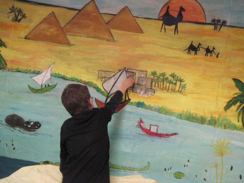 Festival du film d'animation en milieu scolaire