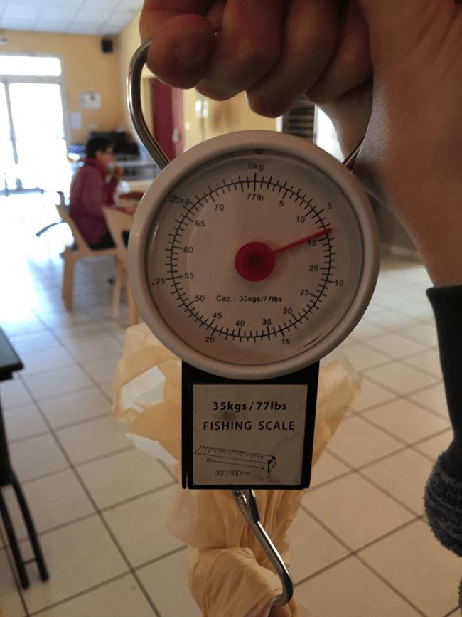 Opération de sensibilisation sur le gaspillage alimentaire