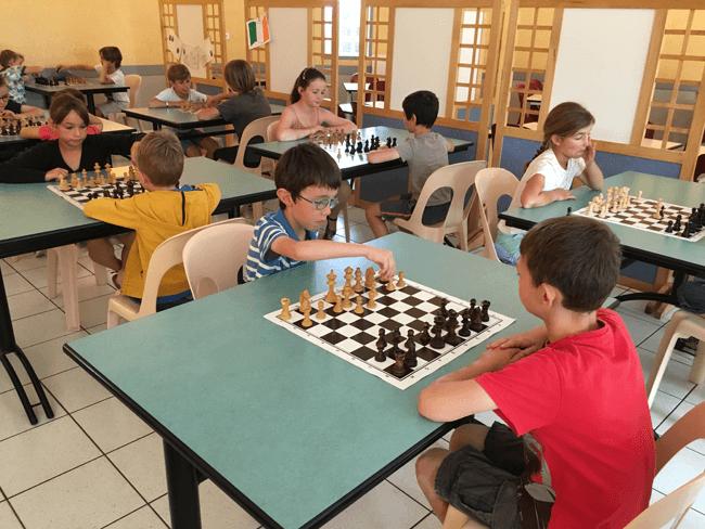 Echec & Mat, un tournoi d'échecs à l'école
